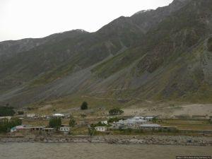 Вид на Афганистан