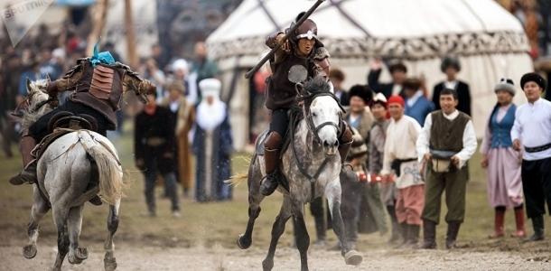 Ван Памир кыргыздары Осмон империясынын түптөлүшү боюнча сериалга тартылды (видео)