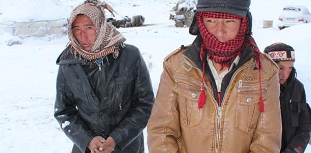 Жизнь и быт этнических кыргызов на Афганском Памире
