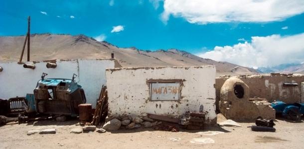 Жизнь на небесах: Как живут люди в горах Памира