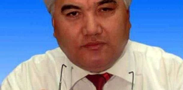 «Сулайман – кыргызга опол тоодой кызмат кылып атат»