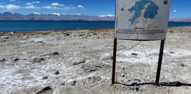 Памирский тракт: Перевал Акбайтал и озеро Каракуль (фоторепортаж)